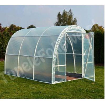 Tunel foliowy ogrodowy 6,6 m2 z folią UV4