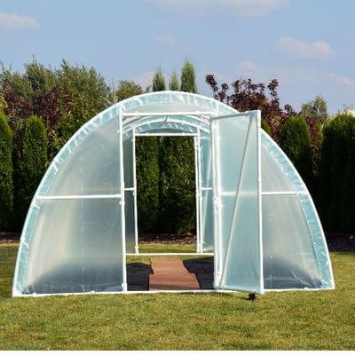 Tunel foliowy ogrodowy 18m2 folia
